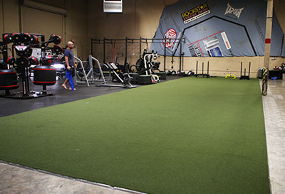 Xtreme Couture Mat Area 1